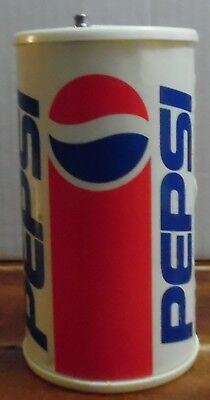 Vintage Pepsi Can AM/FM Radio Collectible