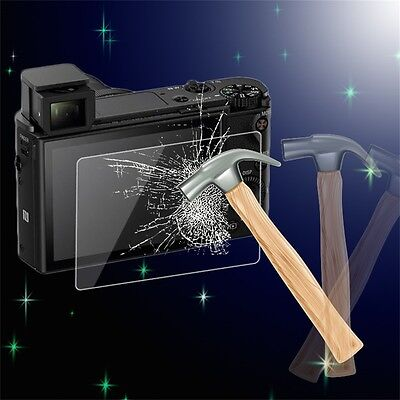 Tempered Glass Screen Protector Cover for Sony RX-100/RX-100-2/RX-100-3/A99 WP