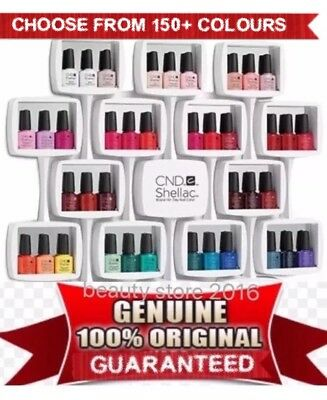 CND Shellac UV Nail Polish ✅ 💖 All Collection ✅ 💖 Top Coats ✅ 💖 Base Coat 💖