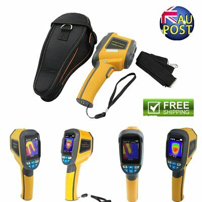 Precision Protable Thermal Imaging Camera Infrared Thermometer Imager HT-02 AQ