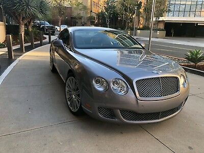 2010 Bentley Continental GT  2010 Bentley Continental GT Speed Coupe