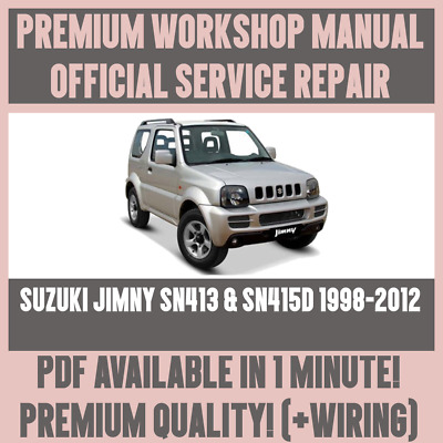 suzuki vitara 1996 repair service manual