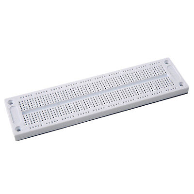 700 Tie Point Solderless PCB Breadboard SYB-120 Self-adhesive Board New ZX
