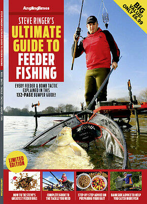 Steve Ringer?s Ultimate Guide to Feeder Fishing
