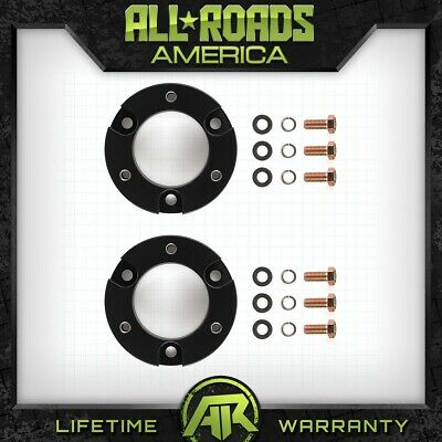 """SEQUOIA 2000-2007 LIFT KIT 3/"""" /& 2/"""" POLY STRUT COIL SPRING SPACERS 2WD USA"""