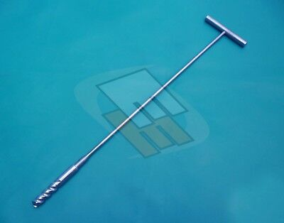 Reamer with T-Handle for cement 11mm, 12mm, 13mm, 14mm A+ Grade Quality