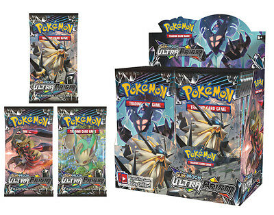 Pokemon Sun & Moon Ultra Prism Booster Pack