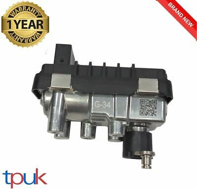 Ford Transit Turbo Turbocharger Actuator 2.4 140Ps Rwd Mk7 G34 Brand New