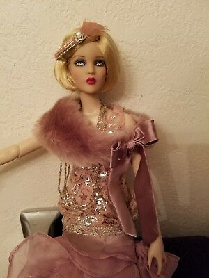 "Tonner Daisy 16"" doll Tonner Age Of Innocence Convention Great Gatsby RARE"