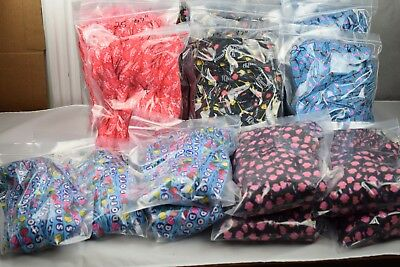 Hot Topic Princess, Robot, Dr Pepper, Candy Lot Of 500 Pair Shoelaces Bulk