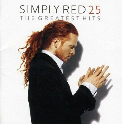 25: The Greatest Hits - Simply Red (Album) [CD]