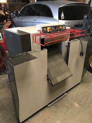Ideal Destroyit 4104 Straight Cut Shredder - Makes Great Packing Material! XLNT!