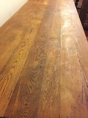 "Harvard University Antique Library Table-132"" x 42"" x 30- Rare!"