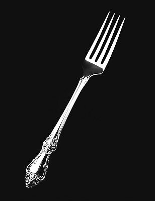 """Oneida Afterglow Sterling Silver Dinner or Luncheon Fork - 7 1/8"""""""