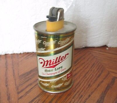 Miller High Life The Champagne Of Beers Bic Lighter