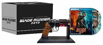 Blade Runner 2049 Deckard Blaster Edition 2-Disc Blu-Ray Limited Edition New&Box
