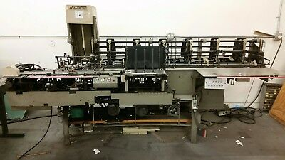 Mailcrafters 12C-6 Jumbo Inserter in great working condition.