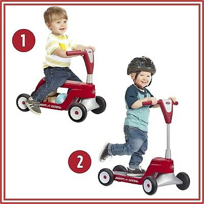 Ride On Toys For Girls/Boys Toddlers Riding 1-4 Year Old Gifts Baby Bike Scooter