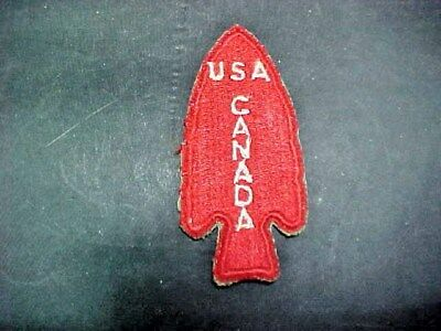 Original WWII First Special Service Force Patch