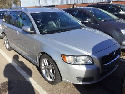 2008 Volvo V50 D Se Lux Leather, Privacy Glass, Climate, Alloys, 16 Services