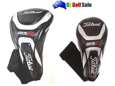 1pcs Titleist 915D 915 Driver or 915F Fairway Wood Sock Headcover Head Cover
