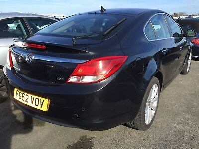 62 Vauxhall Insignia 2.0 Cdti 160 Elite Auto, Leather, Sat Nav Spares Or Repair