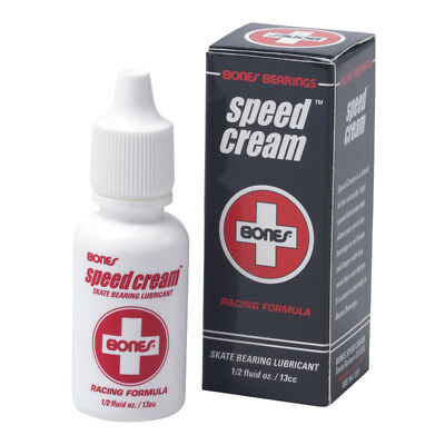 Bones Speed Cream Lubricant For Skateboard Bearings - Super Fast - Free Shipping