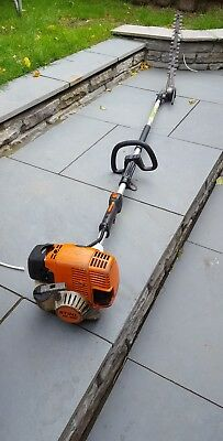 Stihl HL95 Long Reach Hedge Cutter