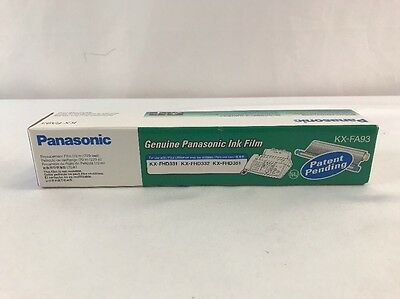Panasonic KXF-A93, KX-FHD331, KX-FHD351 Replacement film 229 feet. NEW