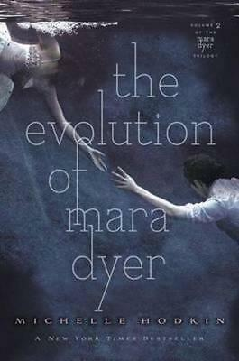 NEW The Evolution of Mara Dyer By Michelle Hodkin Hardcover Free Shipping