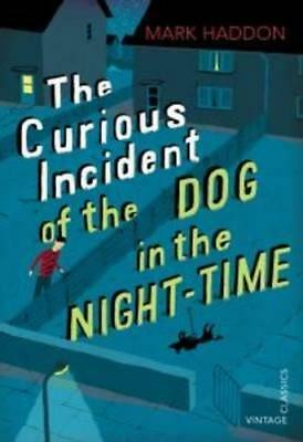 NEW The Curious Incident of the Dog in the Night-time By Mark Haddon Paperback