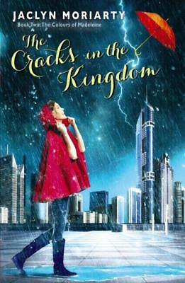 NEW The Cracks in the Kingdom By Jaclyn Moriarty Paperback Free Shipping