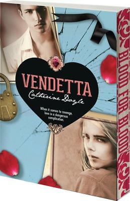 NEW Vendetta By Catherine Doyle Paperback Free Shipping