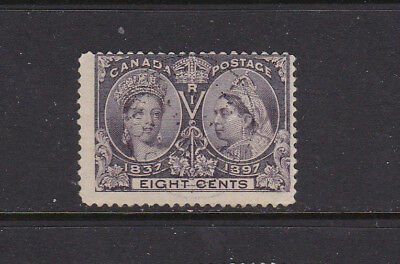Canada  #56 Silver Jubilee Son Used  Good Condition
