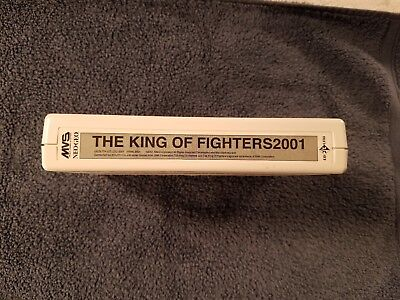 The King of Fighters 2001 Neo Geo MVS