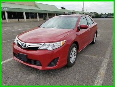 2014 Toyota Camry LE 4dr Sedan 2014 LE 4dr Sedan Used 2.5L I4 16V Automatic FWD