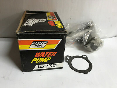 W730 - Master Part Water Pump - FORD CORTINA CAPRI ESCORT