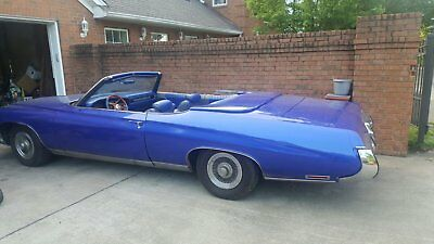 1973 Buick Other convertible 1973 Buick Centurion convertble