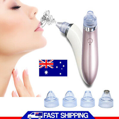Blackhead Removal Electronic Facial Pore Cleaner Acne Remover Pore Vacuum Clean