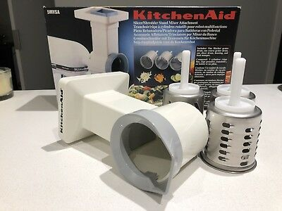 KitchenAid Slicer/Shredder Stand Mixer Attachment