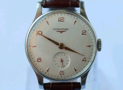 Vintage Longines Calatrava Mechanical 12.68z Movement  Original