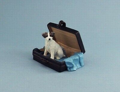 Victorian Trading Co Travel Companion Jack Russell Terrier Christmas Ornaments
