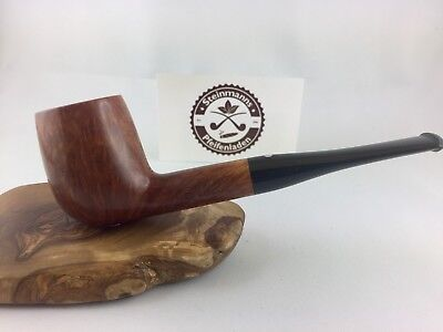 ZB Hand Made in Greece Estate Pfeife - pipe - pipa, nice Flamegrain Freehand