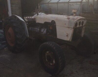 David Brown 780 Classic Tractor Small Holding Barn Find