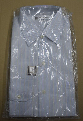 Vintage 1980s Mens Pierre Balmain Shirt Sealed Original Packaging New Old Stock