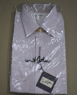 Vintage 1980s Signed Trent Nathan Shirt Sealed Original Packaging New Old Stock