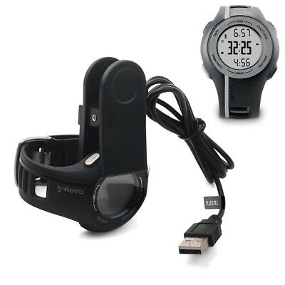 Garmin Forerunner 110 210 Approach S1 Charger TUSITA Replacement USB Charger