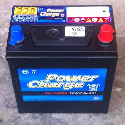 Car Battery Ns40Zal Power Charge 380Cca Cars Motorcycles Batterys Forklift New