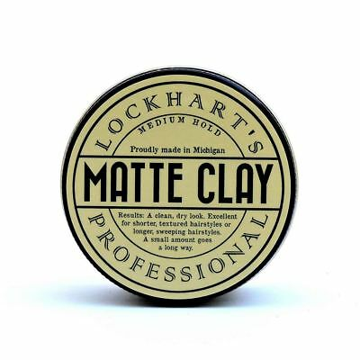 Lockhart's Professional Matte Clay (100g)