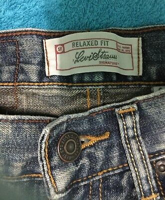 Boys Levi Jeans .Relaxed Fit, Size 7